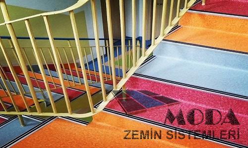 pvc merdiven renkleri