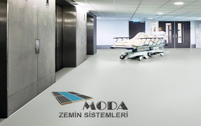pvc hastane koridor kaplama